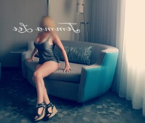 Khalisah incall escort in Burlington NC
