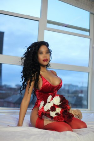 Leoncette live escort in Fort Bliss, sex parties
